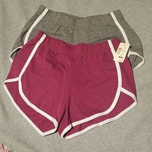 2 Pj shorts